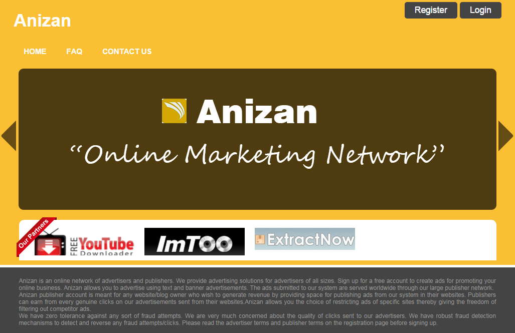 Anizan Alternatif Google Adsense