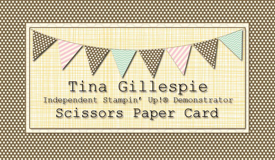 Scissors Paper Card