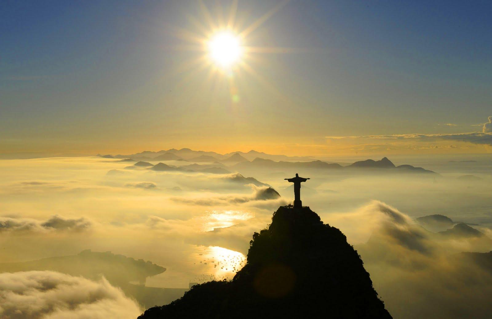 Materiales de religi n cat lica cristo redentor for Fondos de pantalla 7 maravillas del mundo