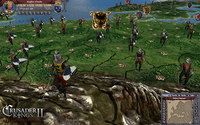 Crusader Kings II pc game
