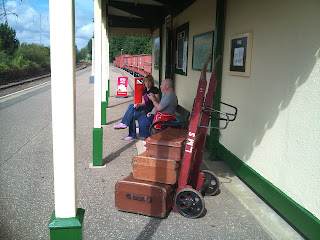Day out with Jimmy – The Nene Valley Railway