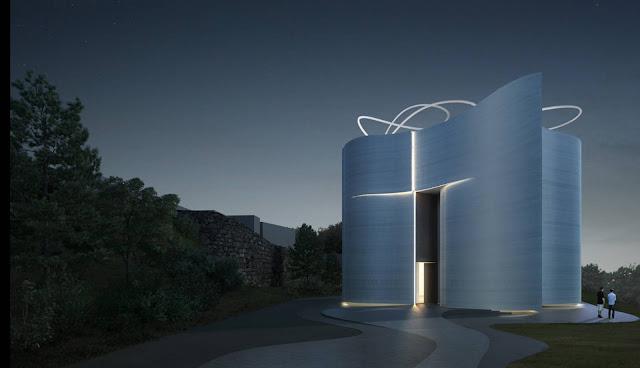 03-Santa-Maria-Goretti-Iglesia por Mario Cucinella