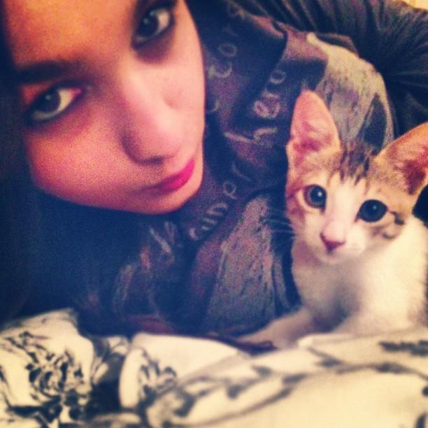 Alia bhatt with Kat