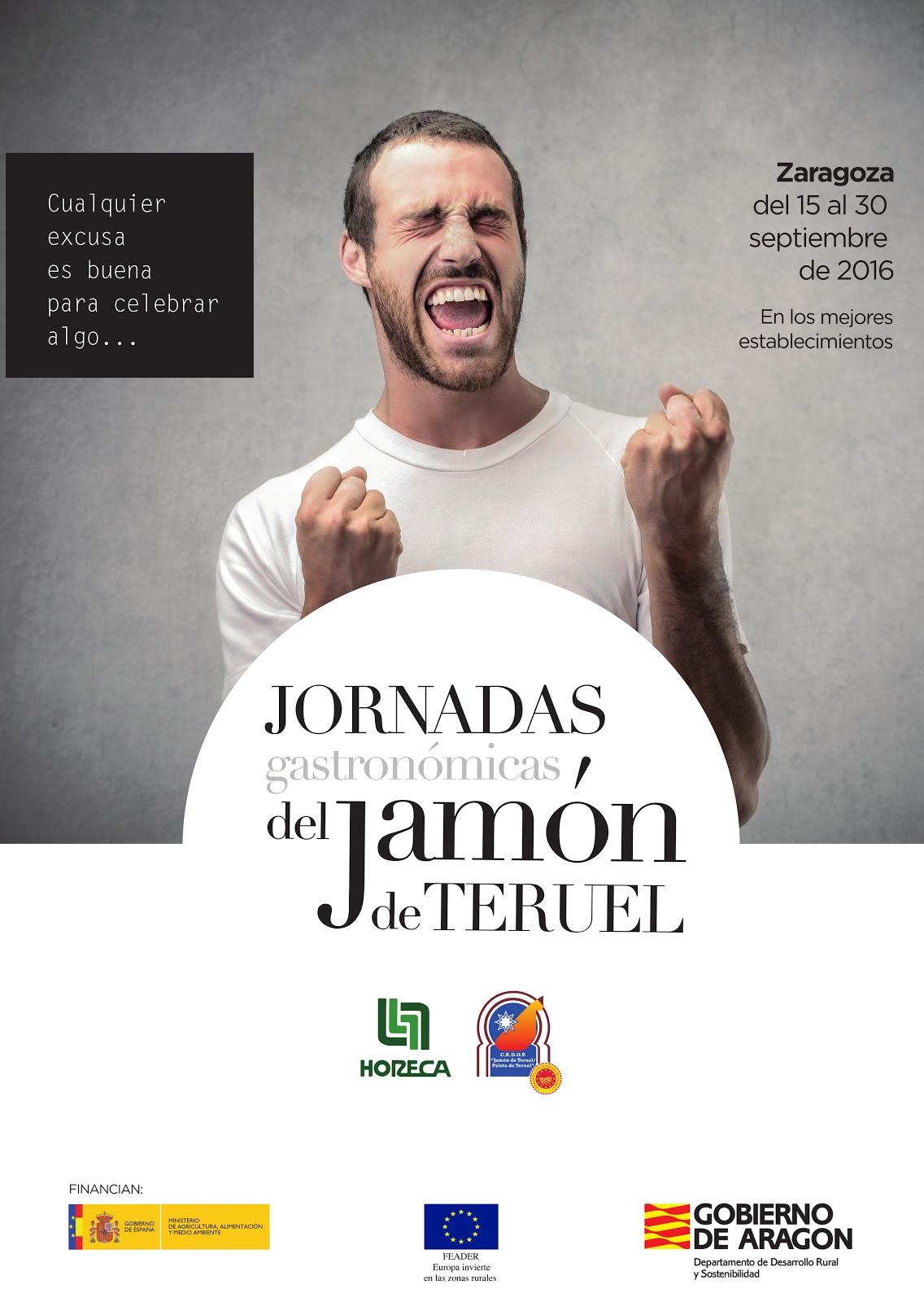 JORNADAS GASTRONÓMICAS DEL JAMÓN DE TERUEL