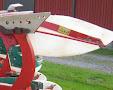 Ploughing: Massey Ferguson 6470 & Kverneland ES 80
