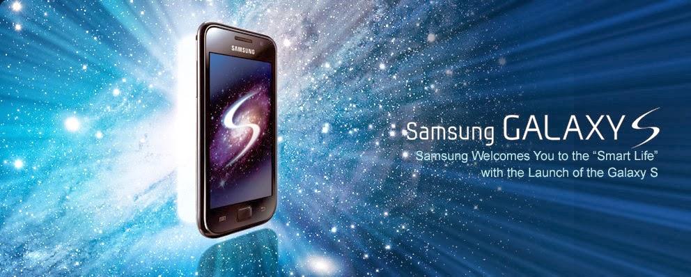 Samsung Galaxy S3 Banner