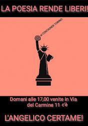 L'ANGELICO CERTAME A TORINO VII (evento poetico)