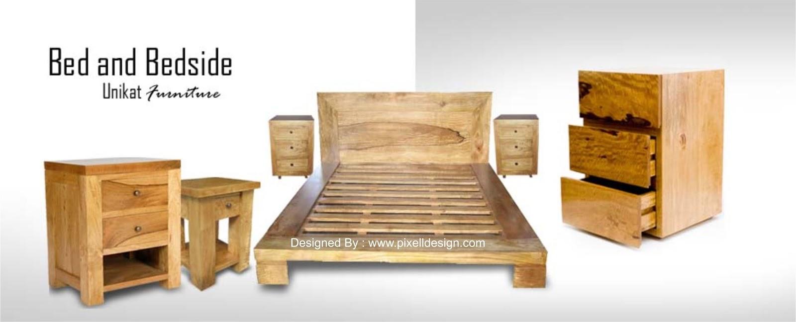 Contoh Banner Iklan Furniture Exclusive Menarik - Desain