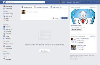 cara memuat akun facebook baru