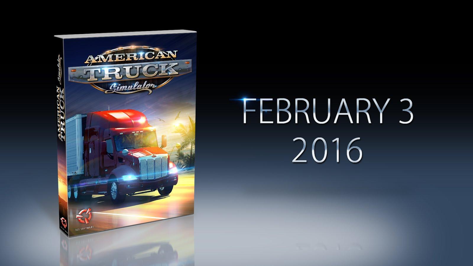 scs software 39 s blog american truck simulator release date. Black Bedroom Furniture Sets. Home Design Ideas
