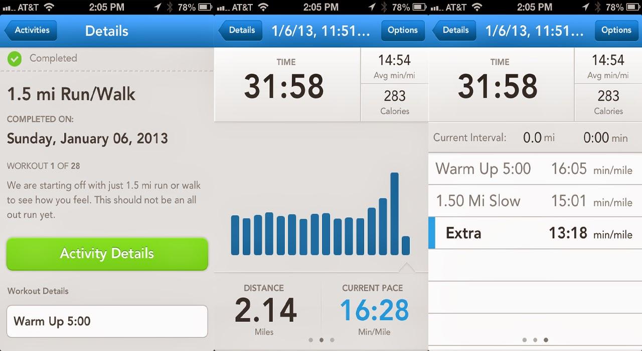 Aplicación RunKeeper GPS