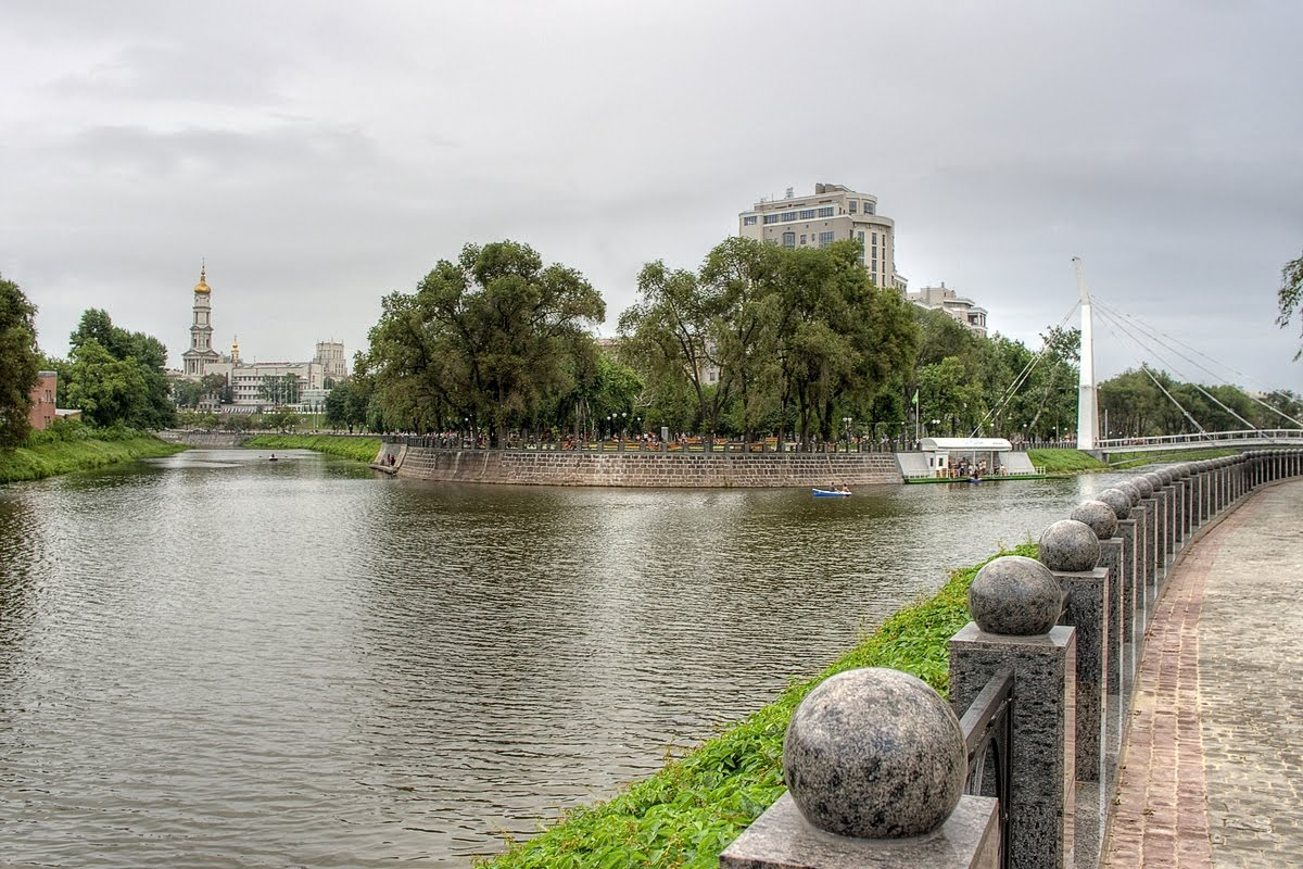 Харьков - город-сказка, город-мечта