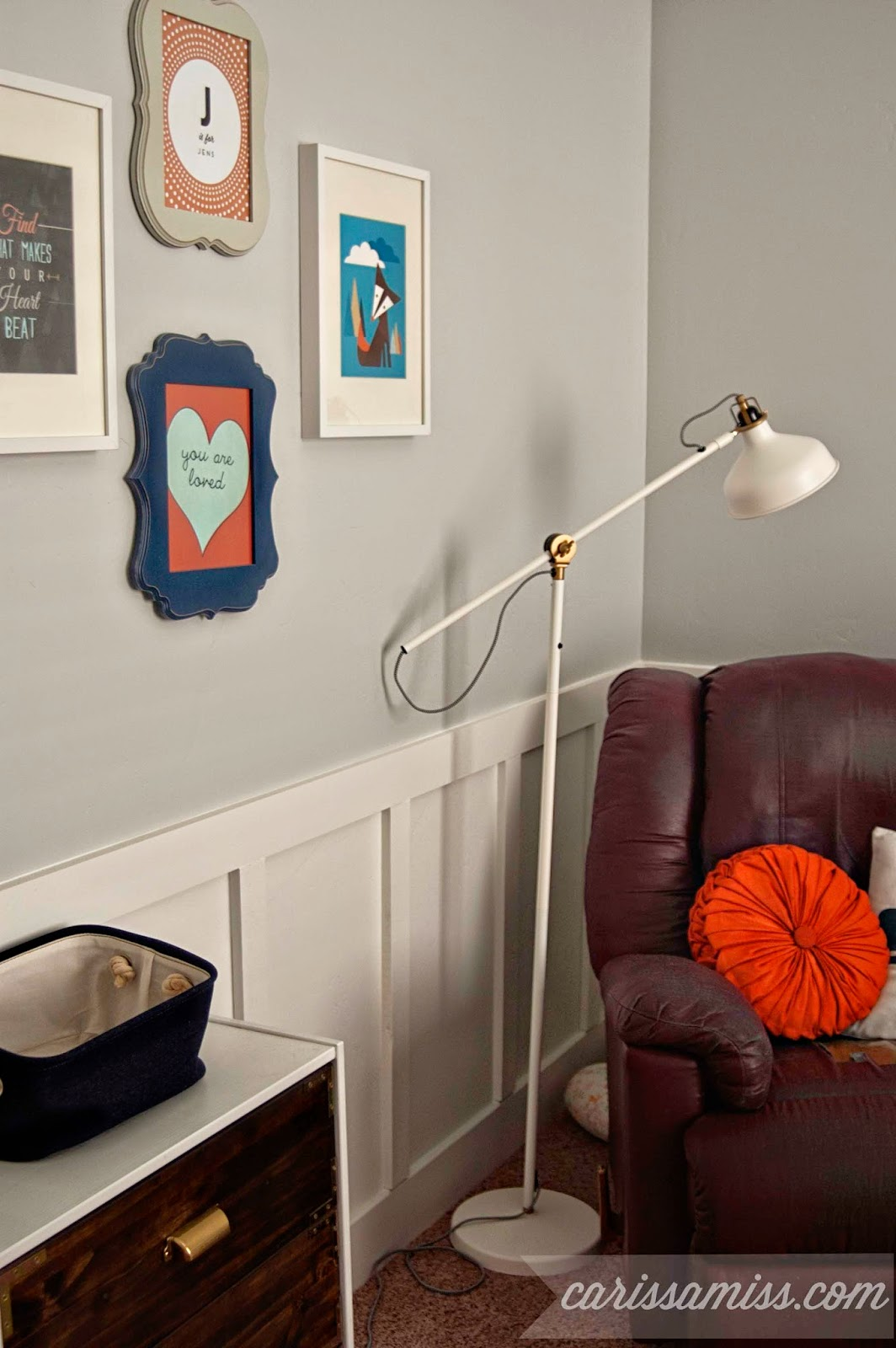 Carissa Miss: Red, White, and Blue Nursery Reveal