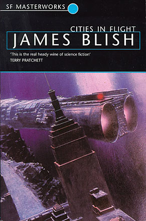 Cities in Flight James Blish