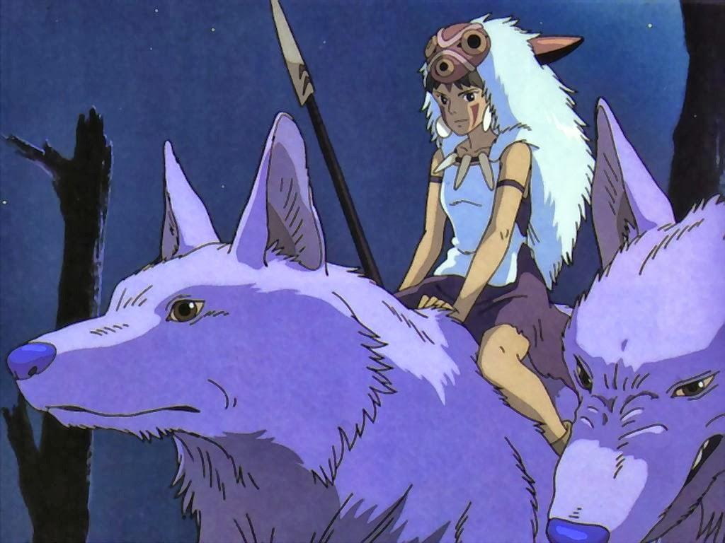 Princess Mononoke [1997]
