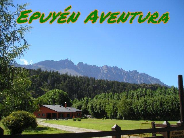 Cabañas de la Comarca Andina - Patagonia Andina