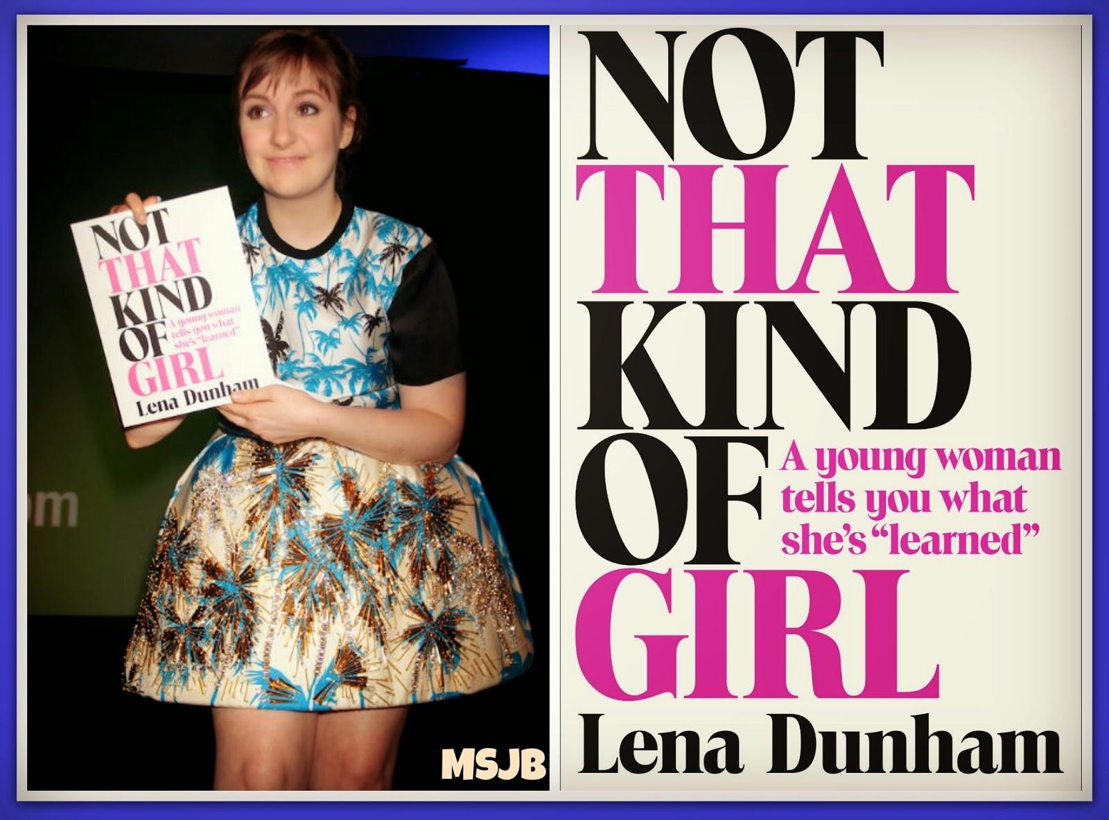 Lena es quizás el contratipo de la típica Celeb de Hollywood pero de ella  nos gusta casi todo y seguro que este libro tiene que molar.. personalmente  me ... a2f2bd256b56