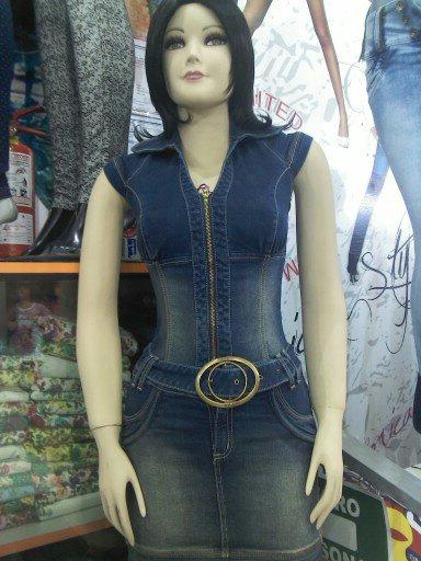 Vestidos de jeans para mujer