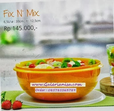 Tupperware Promo Oktober 2013 Fix N' Mix