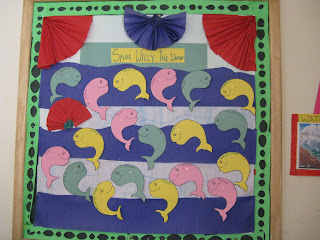 Good Behavior Bulletin Board Ideas http://mybulletinboards.blogspot.com/2011/04/bulletin-board-ideas.html