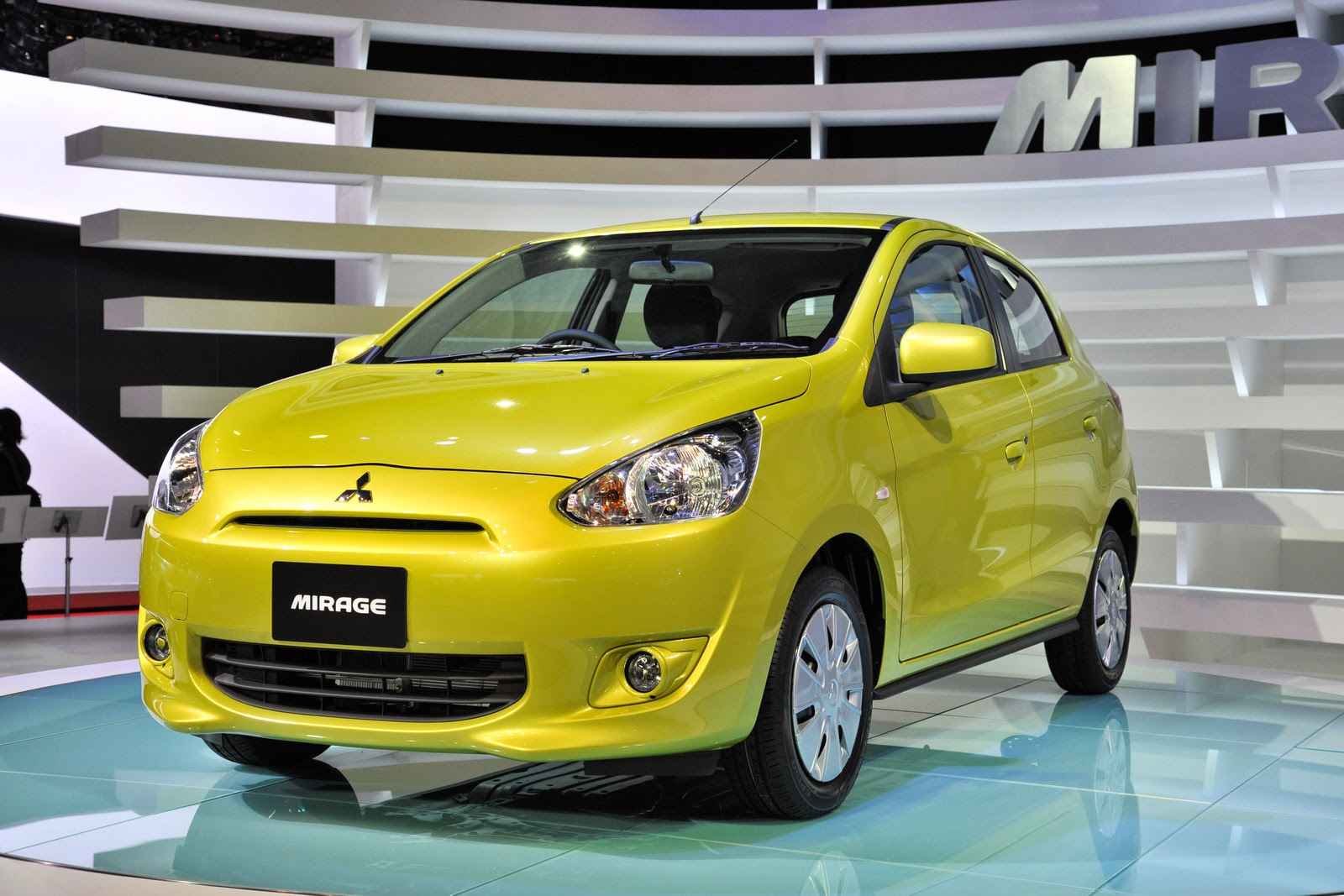 Mitsubishi is ready to launch miragle facelift in 2015