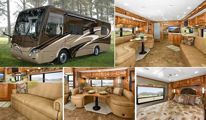 Luxury Motorhome Allegro Breeze My99post