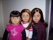 Olivia, Holly & Mac