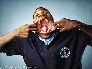 World's Largest Mouth – Francisco Domingo Joaquim
