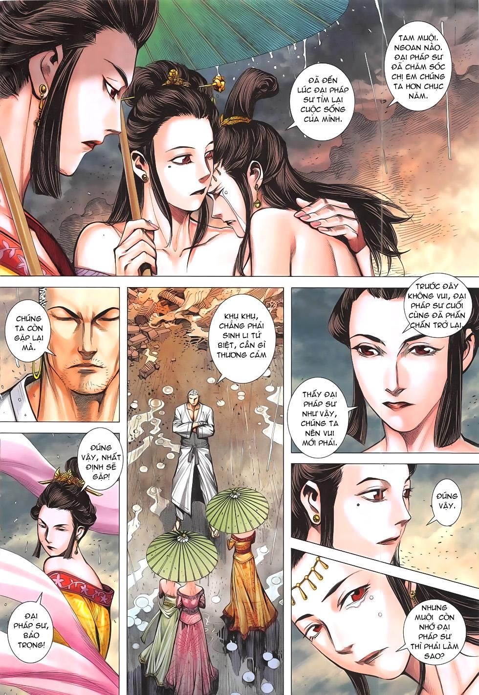 Tây Du chap 8 Trang 24 - Mangak.info