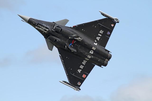 Dassault Rafale gears