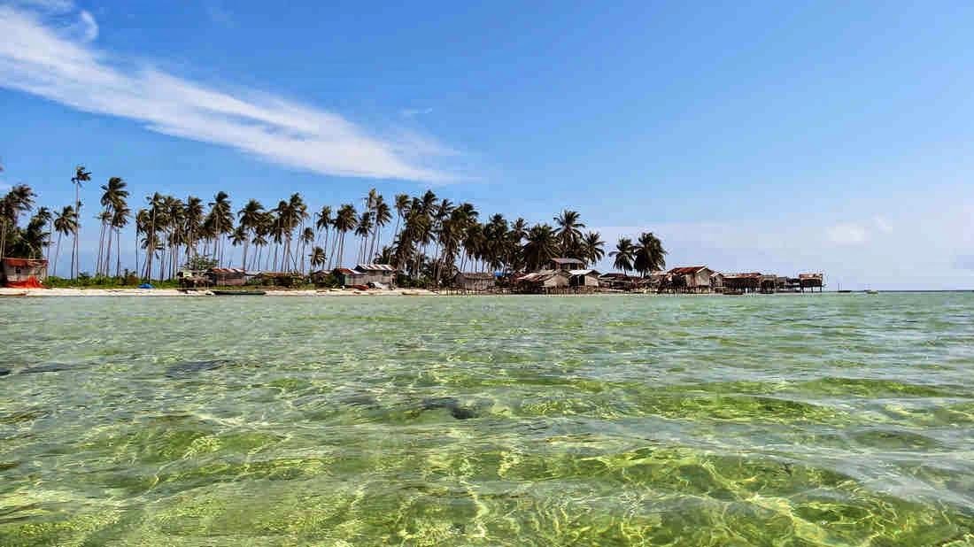 Saluag Island, Sibutu, Tawi-Tawi