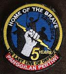 Panggilan Pertiwi 5 years Anniversary