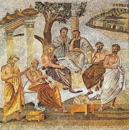 Platos garden, academy