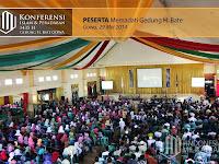 Konferensi Islam dan Peradaban (KIP) 1435H Sukses Digelar HTI di Kab. Gowa