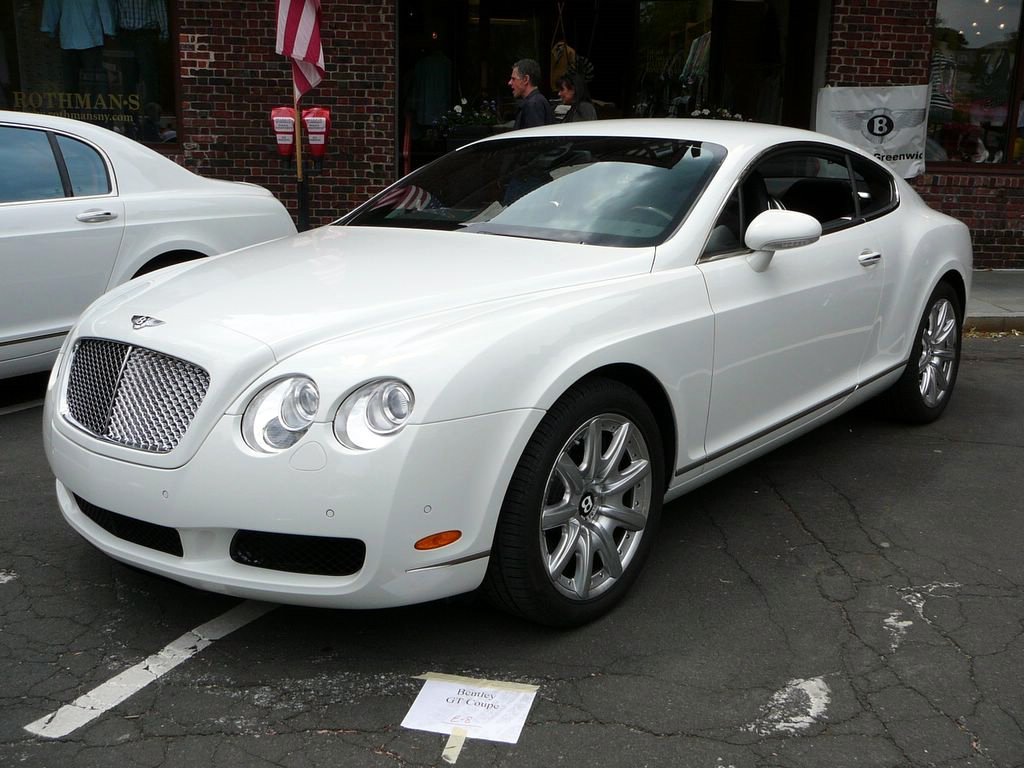 Bentley Continental Gt New Car Price Specification