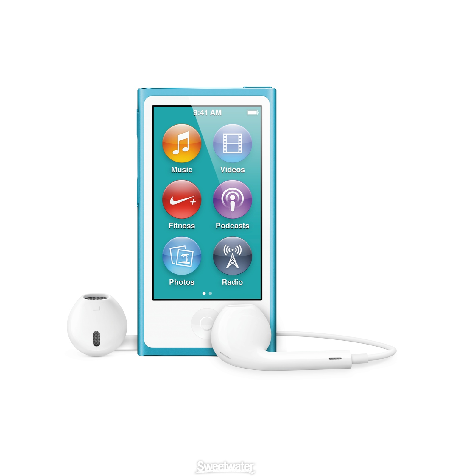 ipod touch and ipod nano 4 inch screen 40 hour battery
