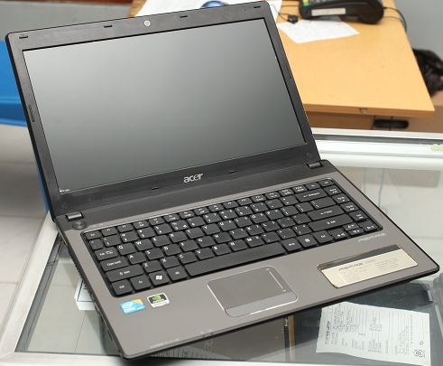 Jual Acer Aspire 4741G Core I3 2nd