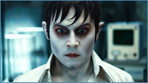 Johnny Deep in Dark Shadows