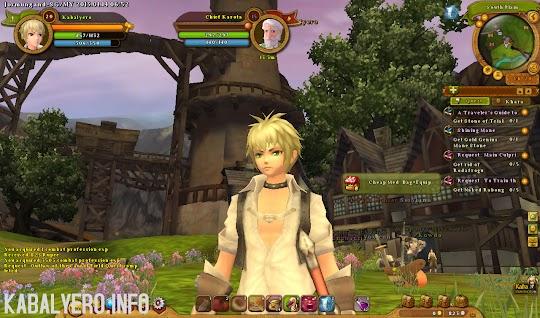 Kabalyero in Ragnarok Online 2 SEA