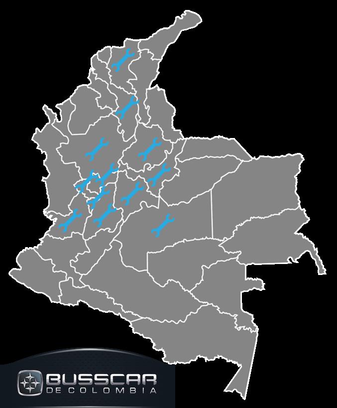 Talleres en Colombia