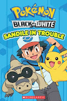 bookcover of Pokémon:  Sandile in Trouble