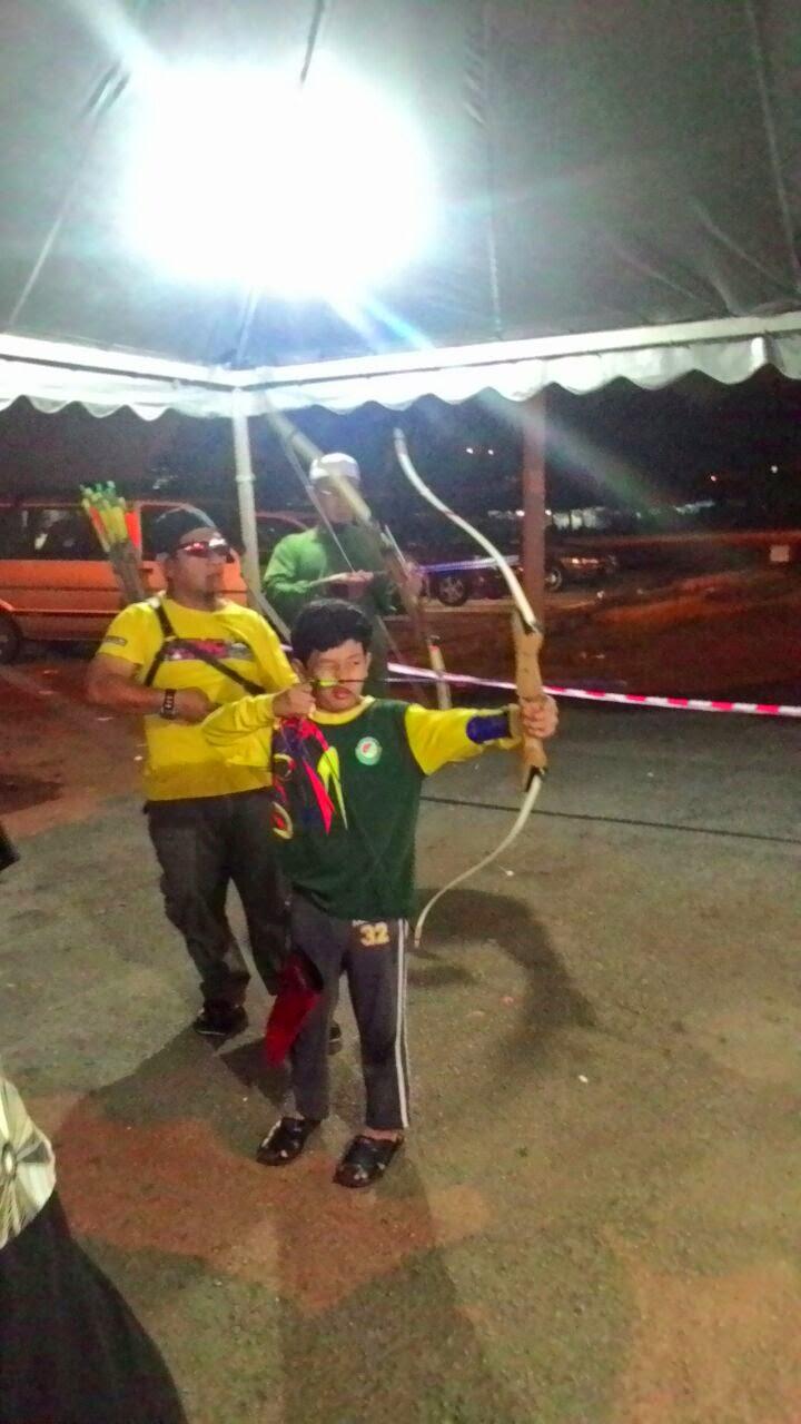 acara memanah, sukan memanah, upacara kebudayaan, kebudayaan dan kesenian