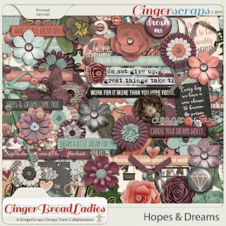 Hopes & Dreams by GingerBread Ladies
