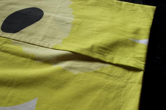 マリメッコウニッコのクッションカバー