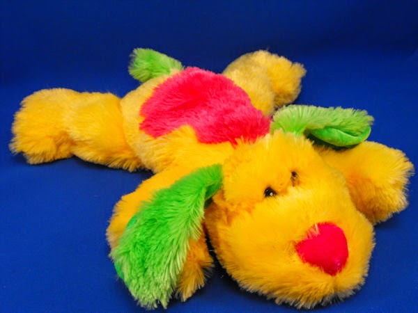 Neon Yellow Green Goffa Lying Down Pictures