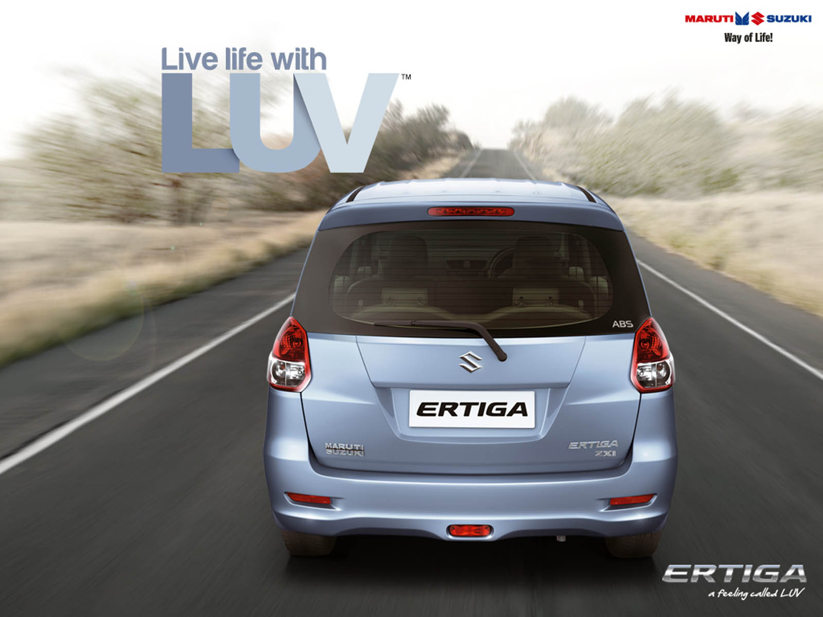 Maruti Suzuki Ertiga Photos And Wallpapers