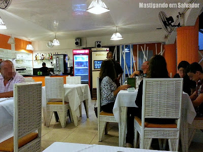 Montello Restaurante e Pizzaria: Ambiente