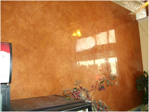 Decorative Interior Plastering : Interior design and decorating decorative plaster for