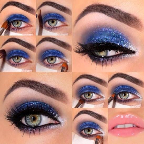Eye Make Up Tutorial #3.
