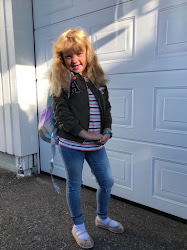 Grattis Olivia - 7 år